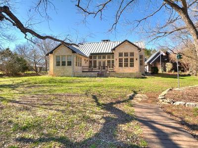 Wimberley TX Single Family Home For Sale: $795,000