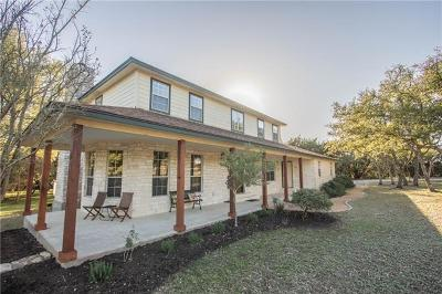 Dripping Springs Single Family Home Pending - Taking Backups: 403 Saddletree Ln