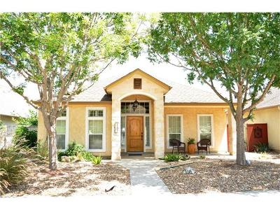 New Braunfels Single Family Home Pending - Taking Backups: 2267 Brittany Grace