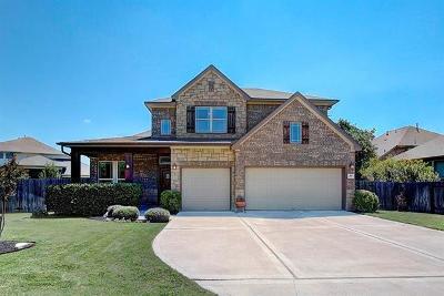 Cedar Park Single Family Home Pending - Taking Backups: 310 Catherine Dr