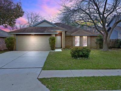 Leander Single Family Home Pending - Taking Backups: 402 Beverly Ln