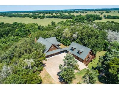 Bastrop County Single Family Home For Sale: 1005 Fm 2571