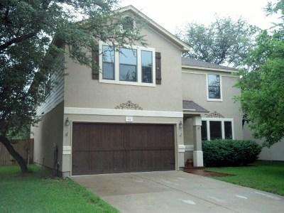 Cedar Park Single Family Home For Sale: 511 Clover Flat Rd