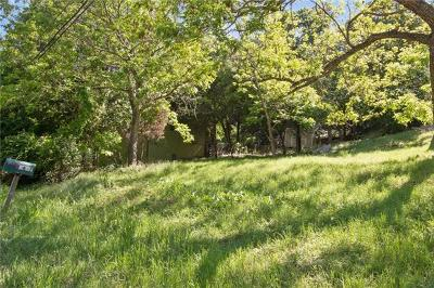 Austin Residential Lots & Land For Sale: 2628 Geronimo Trl