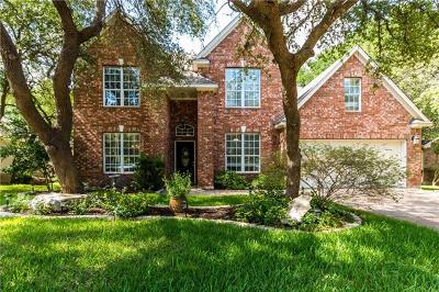 Georgetown Single Family Home For Sale: 910 Hedgewood Dr