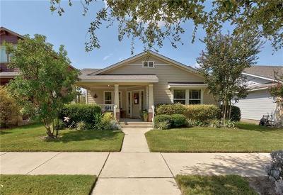 Pflugerville Single Family Home For Sale: 817 Niobrara River Dr