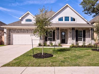 Cedar Park Single Family Home For Sale: 4013 Logan Ridge Dr