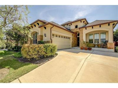 Austin Single Family Home For Sale: 108 Southern Cross Dr