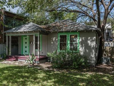 Single Family Home For Sale: 700 W Live Oak St