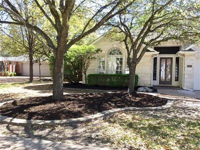 Austin Single Family Home Pending - Taking Backups: 4605 Eagle Feather Dr