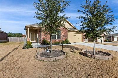Leander Single Family Home For Sale: 1017 Kersey Dr