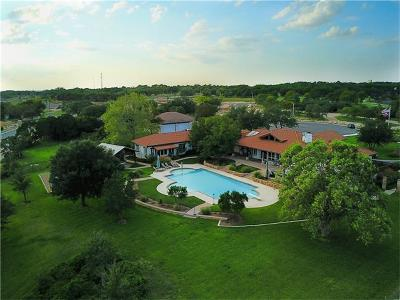 Leander Single Family Home For Sale: 12701 Trails End Rd