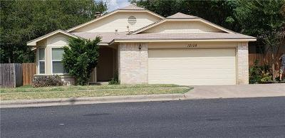 Travis County Single Family Home For Sale: 12108 Shropshire Blvd