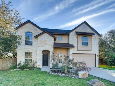 Single Family Home For Sale: 2203 Crazyhorse Pass