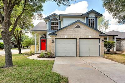 Pflugerville Single Family Home For Sale: 17724 Loch Linnhe Loop