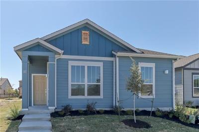 Round Rock Single Family Home For Sale: 2800 Joe Dimaggio Blvd #47