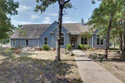 Bastrop Single Family Home For Sale: 106 Woodcutter Ct