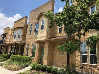 Hays County, Travis County, Williamson County Condo/Townhouse For Sale: 7702 Easy Wind Dr