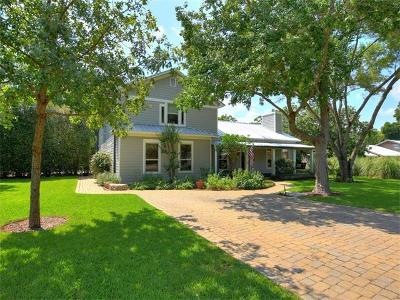 Hays County Single Family Home For Sale: 110 S Cedar St