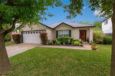 Pflugerville  Single Family Home For Sale: 513 Catumet Dr