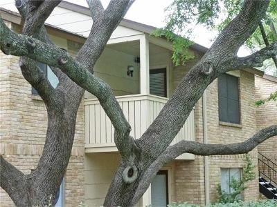 Austin Condo/Townhouse For Sale: 8210 Bent Tree Rd #244