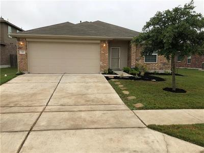Hutto Rental For Rent: 109 Mollie Dr