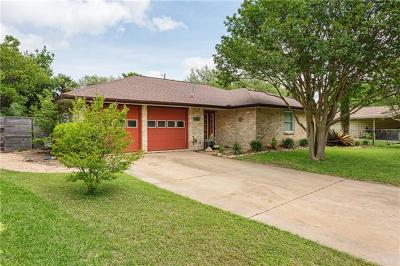 Austin Single Family Home For Sale: 2602 Mesquite Cv