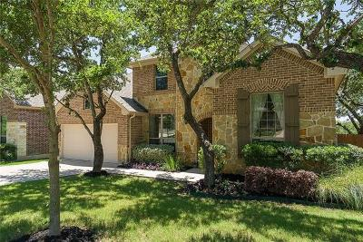 Cedar Park Single Family Home For Sale: 1507 Rimstone Dr