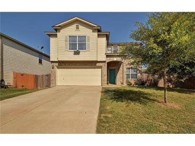 New Braunfels Single Family Home For Sale: 383 Copper Hill Dr