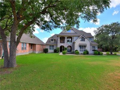 Austin Single Family Home For Sale: 269 Clear Pond Cv