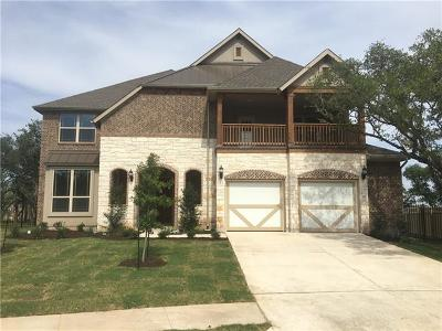 Leander Single Family Home For Sale: 121 Redtail Ln