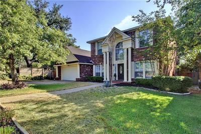 Single Family Home For Sale: 11212 Appletree Ln