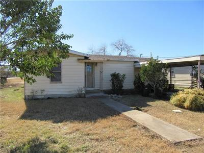 Single Family Home For Sale: 807 E 7th St