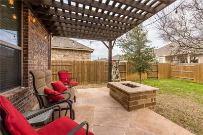 Georgetown Single Family Home For Sale: 605 Garner Park Dr