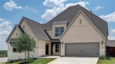 Leander Single Family Home For Sale: 1024 Quarry Point Pass