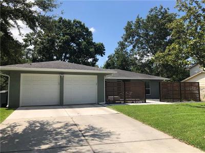 Austin Rental For Rent: 7303 Meadowood Dr