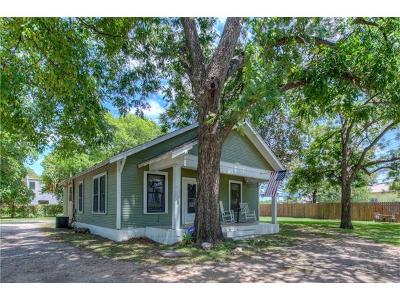 Austin Single Family Home For Sale: 3710 Govalle Ave