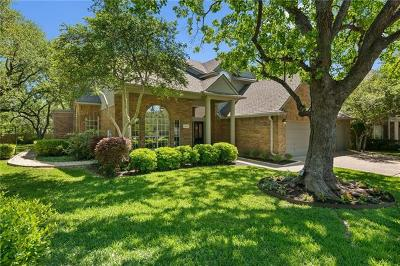 Travis County, Williamson County Single Family Home For Sale: 7400 Teak Cv