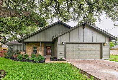 Georgetown Single Family Home For Sale: 1718 Leander St