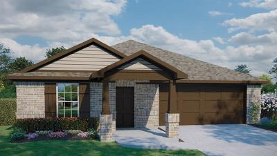 Hutto Single Family Home For Sale: 102 Seaholm Ln