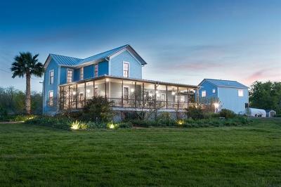 Manor Single Family Home Pending - Taking Backups: 11228 Parsons Rd