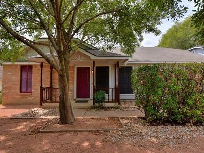 Travis County Single Family Home For Sale: 11934 Shropshire Blvd
