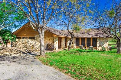 Burnet County Single Family Home For Sale: 508 Tokim Dr