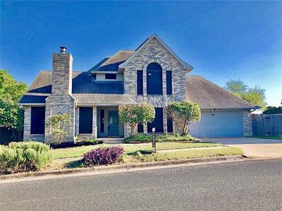Travis County Single Family Home For Sale: 14201 Weldon
