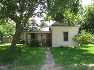 Florence Single Family Home For Sale: 103 W Main St