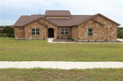 Liberty Hill Single Family Home For Sale: 700 Buffalo Trl