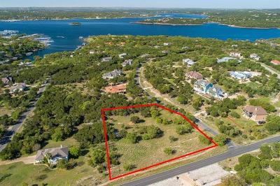 Volente Residential Lots & Land For Sale: 8268 Lime Creek Rd
