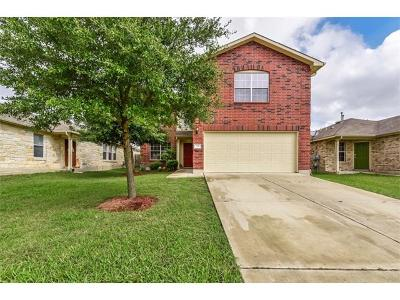 Bastrop Single Family Home For Sale: 327 Outfitter Dr