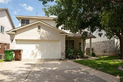 Round Rock Rental For Rent: 3756 Top Rock Ln