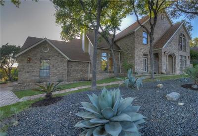 Austin Single Family Home Pending - Taking Backups: 5906 Mesa Dr